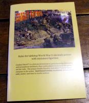 Combat Patrol Core Rulebook