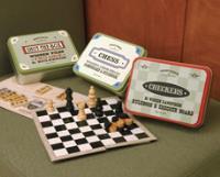 Combo 3-Pack (Chess, Checkers & Poker)