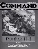 #32 w/Bunker Hill