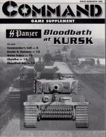 #36 w/SS Panzer - Bloodbath at Kursk
