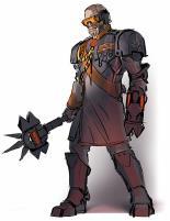 Commandant Spyder - Avatar