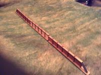 Wooden Tilt Barrier