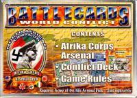 Afrika Korps Arsenal Deck
