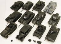 WWII German Vehicle Collection #1
