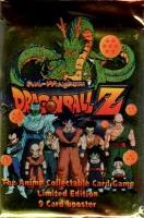 Dragonball Z Booster Pack