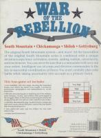 War of the Rebellion