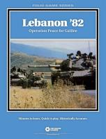 Lebanon '82 - Operation Peace for Galilee