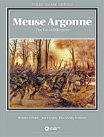 Meuse Argonne - The Final Offensive