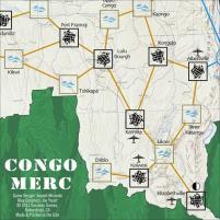 Congo Merc - The Congo, 1964
