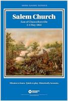 Salem Church - East of Chancellorsville