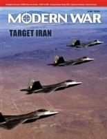 #10 w/Target Iran