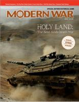 #8 w/Holy Land - The Next Arab-Israeli War