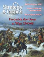 #262 w/Frederick the Great at War - 1740-48