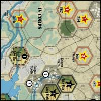 #281 w/In Country - The Vietnam War (Special Double-Sized Game)