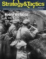#301 w/Kaiser's War in the East 1914-1918