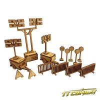 Building Site Set