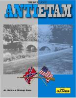 Battle of Antietam, The