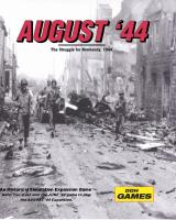 June '44 Expansion - August '44