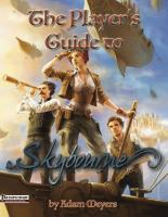 Player's Guide to Skybourne