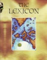 Lexicon, The - Cyclopedia and Atlas (2nd Edition)