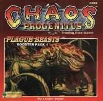 Plague Beasts - Booster Pack 1