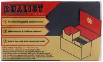 Dualist Deck Box - Grey