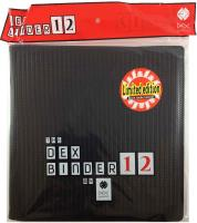 Dex Binder 12 Limited Edition - Black