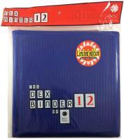 Dex Binder 12 Limited Edition - Blue