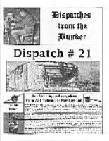 """#21 """"Estwhile Allies, The Fabulous Thunderbirds"""""""