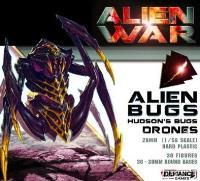 Hudson's Bugs - Drones