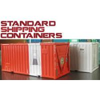 Standard Cargo Containers