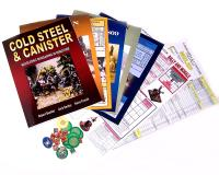 Cold Steel & Canister - Basic Rules Set
