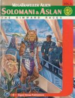 Solomani & Aslan - The Rimward Races