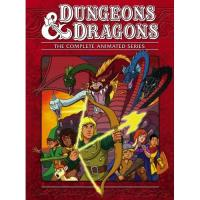 Dungeons & Dragons Cartoon - The Complete Animated Series DVD