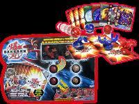 Series 1 - Battle Pack, Coffret Combat