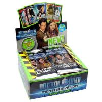 Doctor Who - Monster Invasion Booster Box