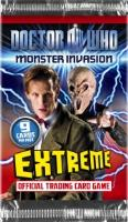 Doctor Who - Monster Invasion Extreme Booster Pack