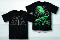 Star Wars Glow - Black (L)