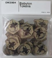 Tactics Tokens (Babylon Pattern)