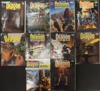 Dragon Magazine Collection - Issues #211-220