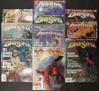 Dragon Magazine Collection - Issues #251-260