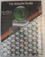 """Skirmish Boards 9"""" x 12"""" - 1"""" Hex Grid (2) & 6"""" x 6"""" - 1/2"""" Square and 1/2"""" Hex"""