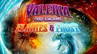 Valeria Card Kingdoms - Flames & Frost Expansion