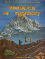 Mountain of Mystery