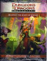 Against the Cult of Chaos (4e or D&D Next!)