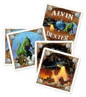 Alvin & Dexter Monster Expansion