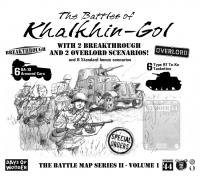 Battlemaps  Series II Vol. 1 - Khalkhin-Gol