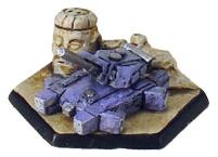 Artillery/Armor Counter Pack - Fleet Scale