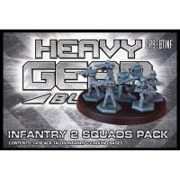 Black Talon Infantry Squads