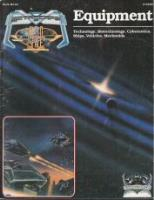 Guild Space - Equipment